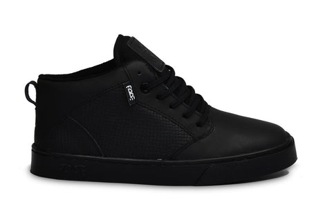 Bone Deth/Fade Mid Top Shoe