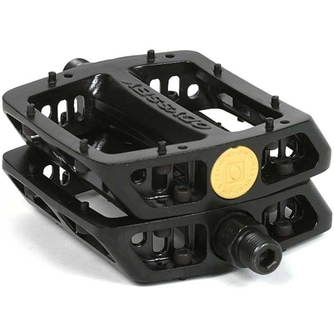 Odyssey Trailmix Pedals Unsealed