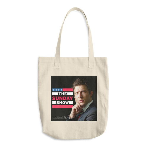 The Sunday Show Tote Bag