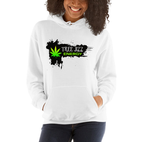 Tree Jizz Hooded Sweatshirt