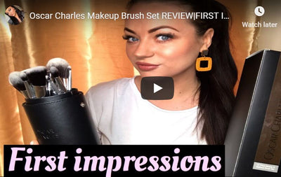 Makeup Brush Review by the Fabulous  Elle Jane