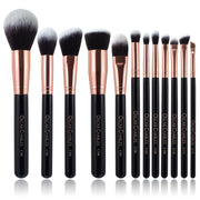 Oscar Charles Luxe Professional 12 Piece Makeup Brush Set