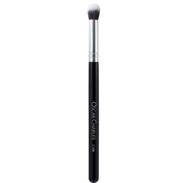 Oscar Charles 106 Luxe Concealer Buffer Makeup Brush