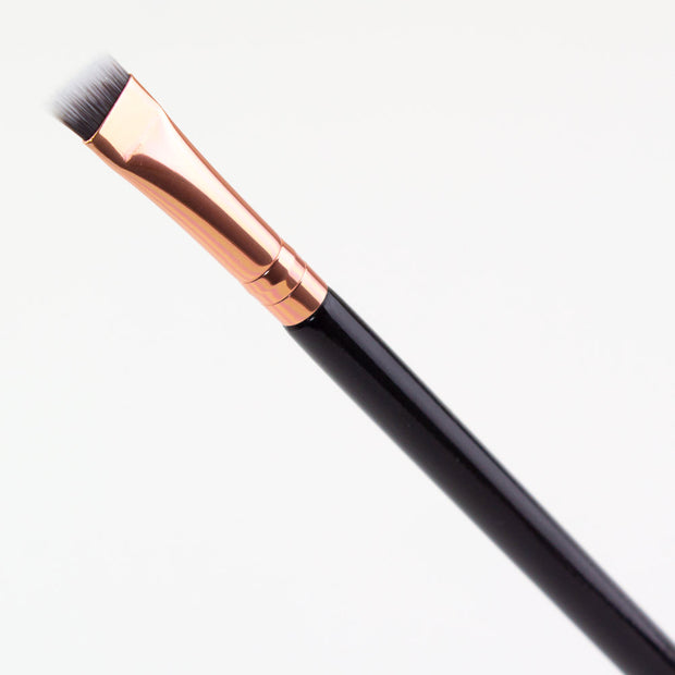 Oscar Charles 117 Angled Brow & Spoolie Makeup Brush