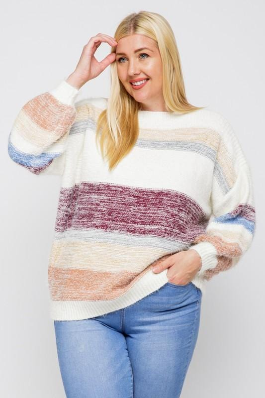 KINSLEY SWEATER
