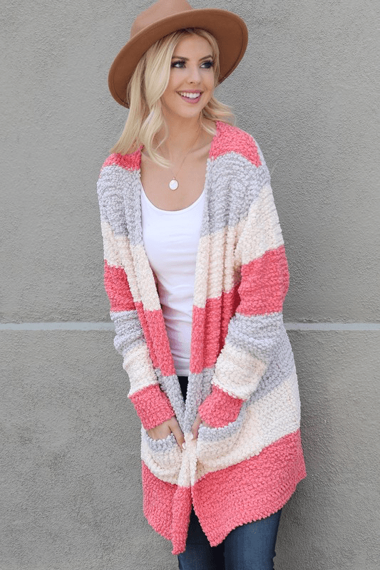 SO SOFT POPCORN CARDIGAN