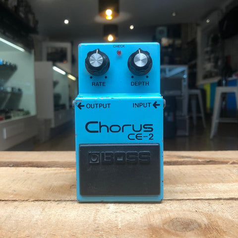 VINTAGE Boss CE-2 Chorus Long Dash
