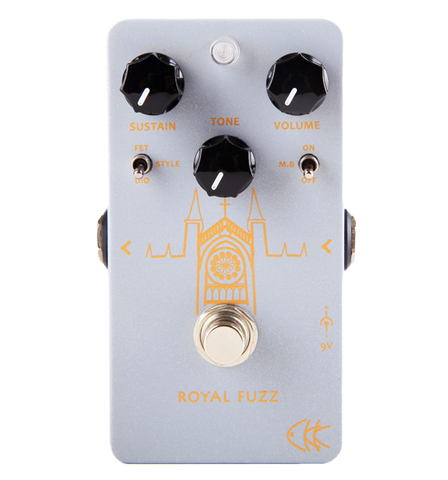 SECONDHAND Analog Alien: Alien Twister Fuzz
