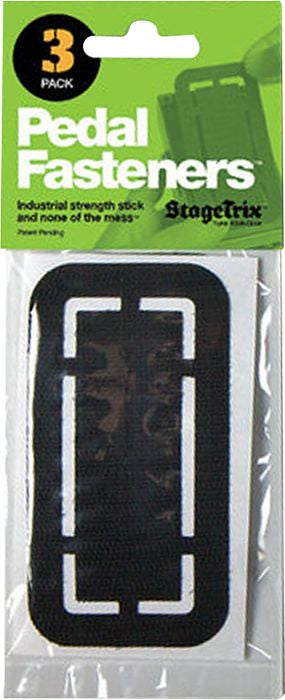 Stagetrix Pedal Fastener 3 pack