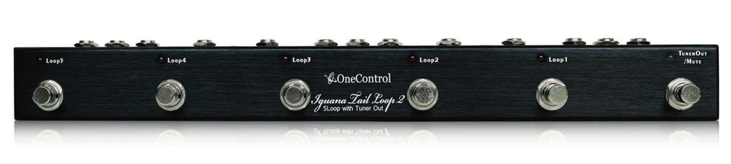 One Control Iguana Tail Loop 5 Loop with tuner out
