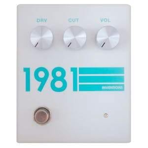 1981 Inventions DRV No.3 Surf Blue