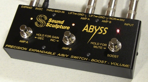Sound Sculpture Abyss A/B Box