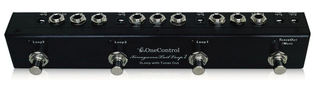 One Control Xenagama Tail 3 loop w Tuner out