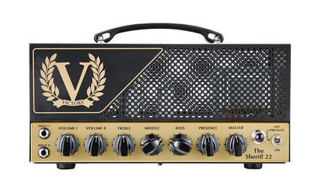 VICTORY AMPLIFICATION The Sheriff 22