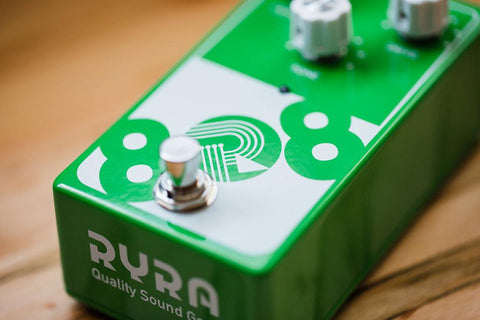 SECONDHAND Ibanez TS9DX Turbo Tube Screamer