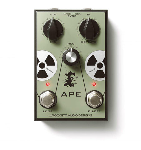 J Rockett APE - Analog Preamp Experiment