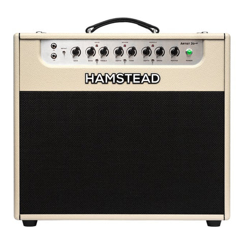 Hamstead Artist 20+RT Combo in Cream Tolex