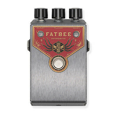 Beetronics FATBEE Overdrive Limited Edition!