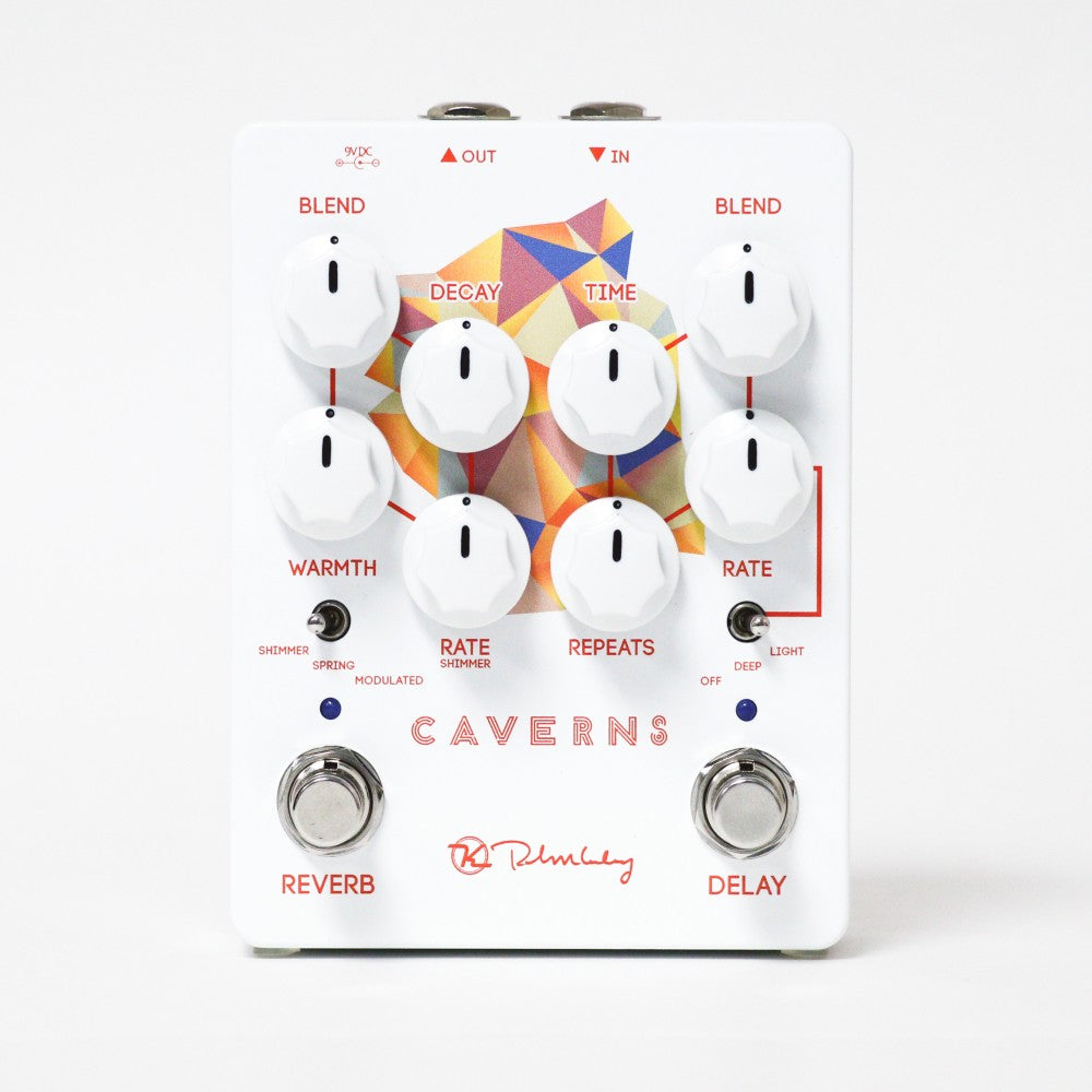 Keeley Caverns Delay & Reverb V2