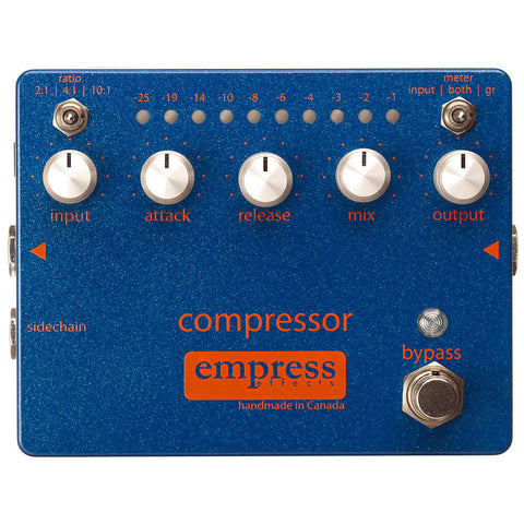 Keeley Bassist Bass Compressor