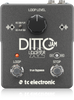 TC Electronic Ditto Jam X2 Looper with Beat Sense