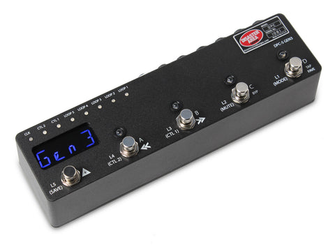 Decibel Eleven Switch DR