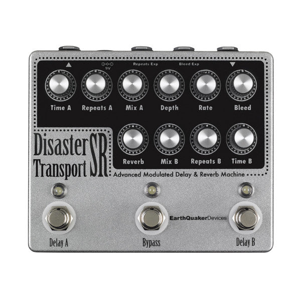 Earthquaker Devices Disaster Transport SR Delay