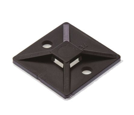 PE Power Cable Tie Mounts and Cable Tie 10 Pack!