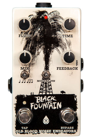 BLACK FOUNTAIN V3 + TAP TEMPO