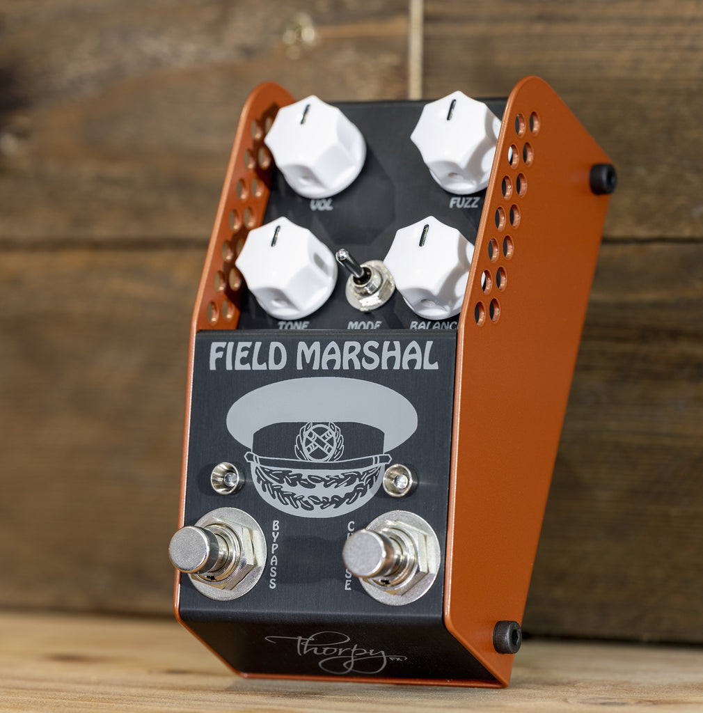 Thorpy FIELD MARSHAL (Big Cheese Fuzz)
