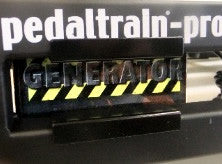 The Gigrig Pedaltrain brackets for Generator
