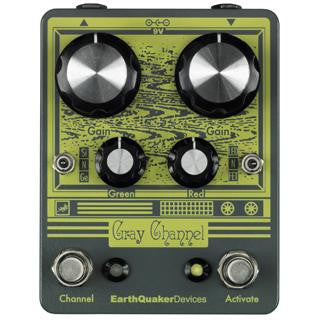 Earthquaker Devices Gray Channel Dual Drive