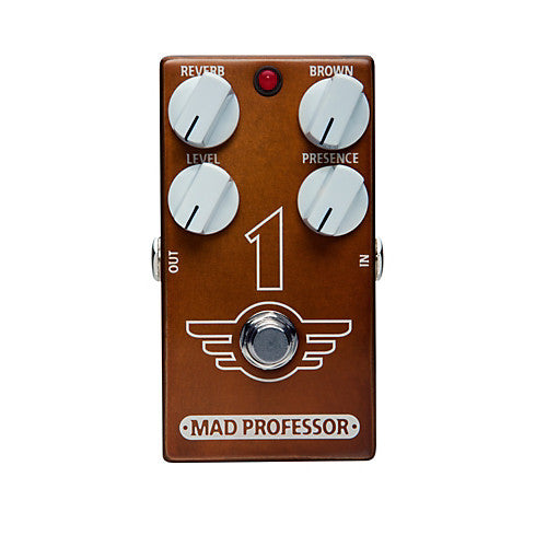 Mad Professor 1 Distortion/Reverb