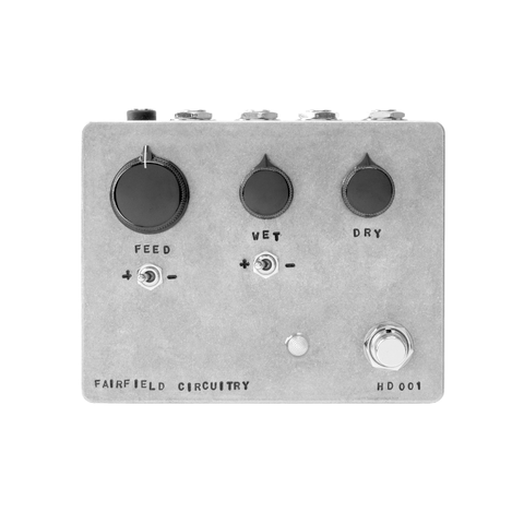 Fairfield Circuitry Hors d'Oeuvre - Active Feedback Loop