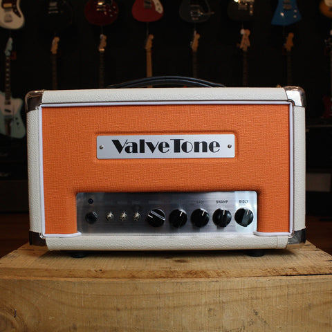 ValveTone Amps The Donald MkII Orange/Off-White Tolex