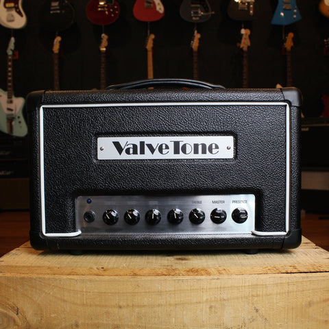 Valvetone Little Jim 45 Black Tolex