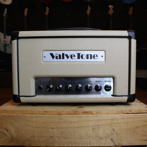 ValveTone Amps Little Jim MKIV Cream Tolex