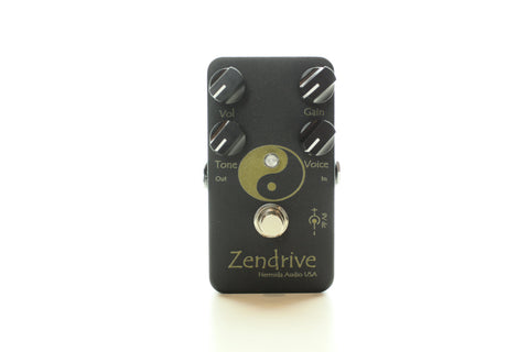 Lovepedal Hermida Black Magic Zendrive II