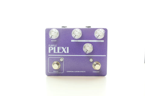 Lovepedal Purple Plexi
