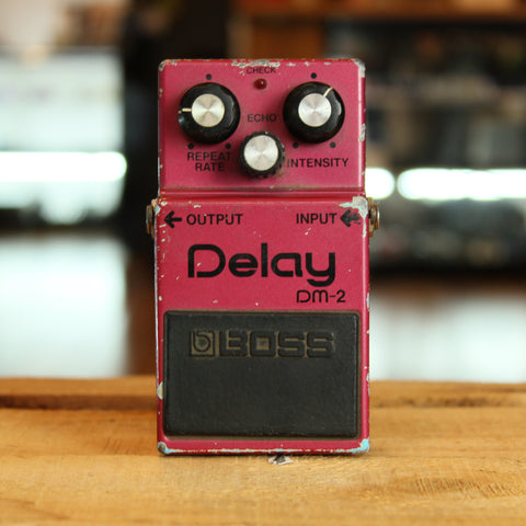 Vintage BOSS DM-2 Delay