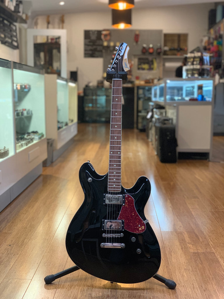 Fano Guitars Omni GF6 Humbucker Bull Black