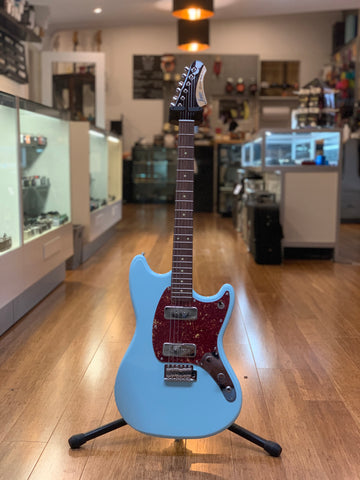 Fano Guitars Omni MG6 P90 Sonic Blue