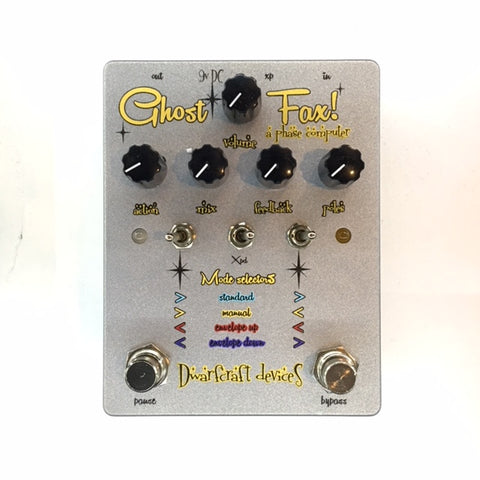 DWARFCRAFT GHOST FAX  PHASE COMPUTER