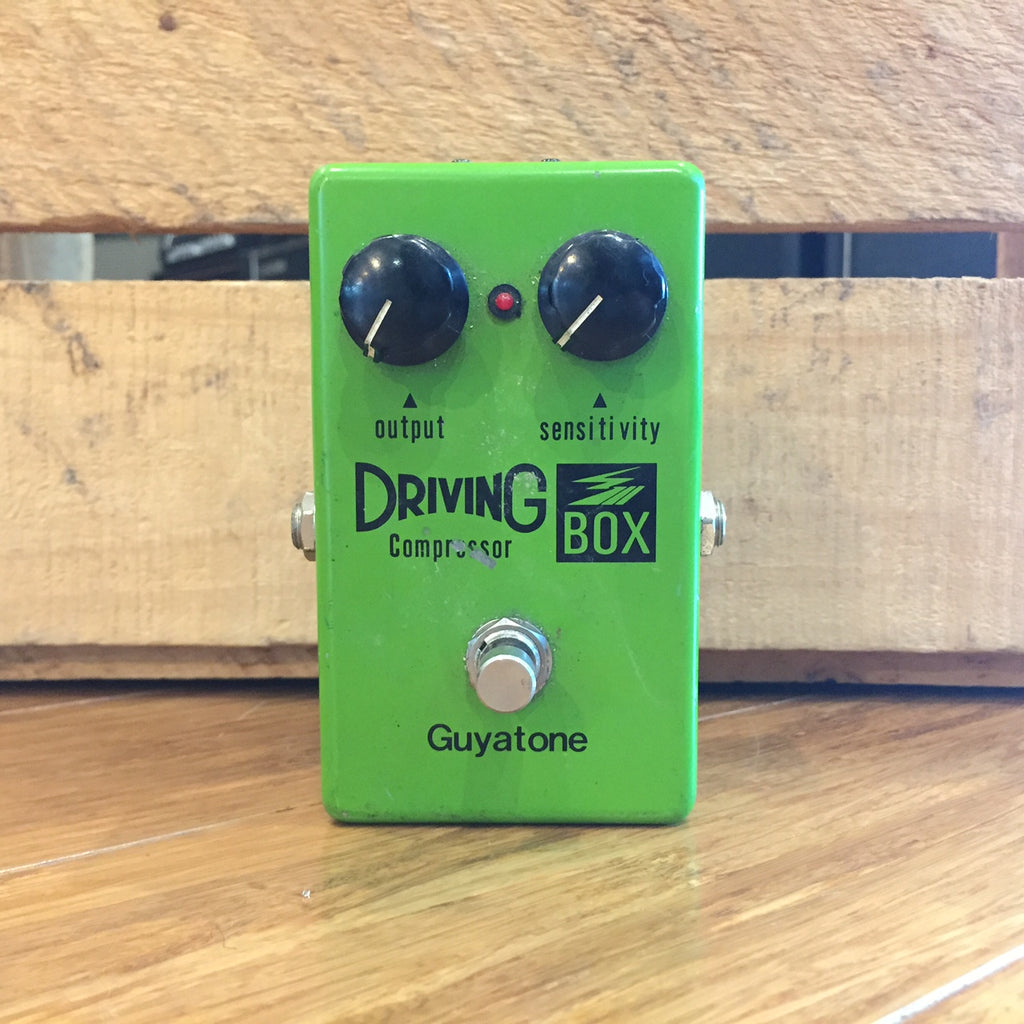 Second Hand Guyatone Driving Box Compressor