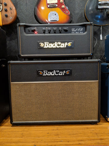 Bad Cat Cub 15R Head and 2x12 Cabinet Super Easter Deal!
