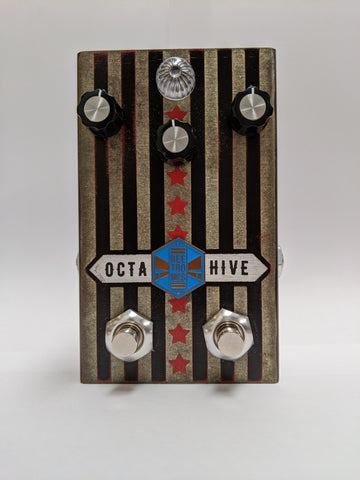"Beetronics Octahive Custom Shop ""American Beauty"""