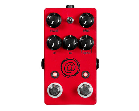 JHS The AT+ (Andy Timmons) Drive Pedal