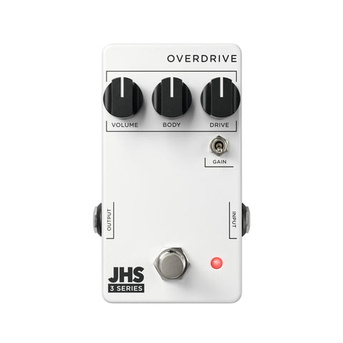 JHS Pedals 3 Series - Overdrive