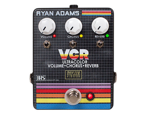 The VCR by JHS + Ryan Adams + PaxAm.