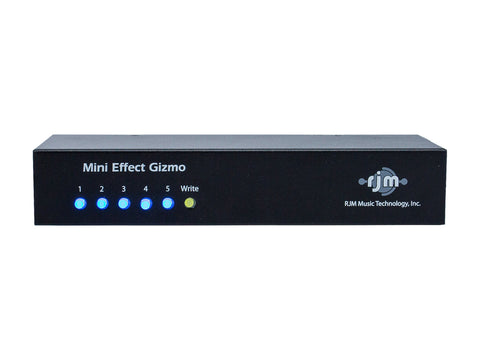RJM Music Technology Mini Effect Gizmo